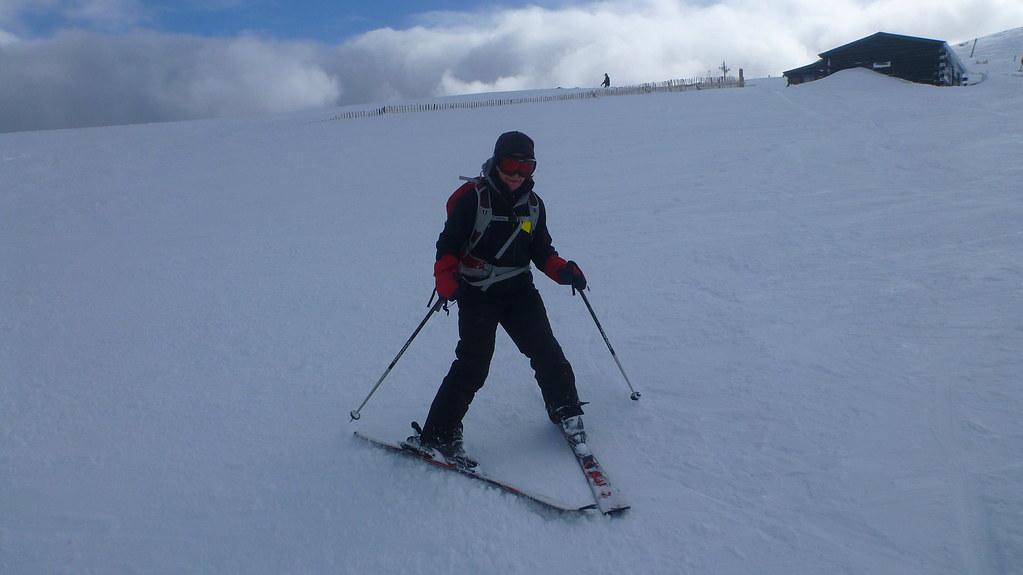 Glencoe, Glencoe skiing