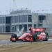 Tony Kanaan navigates the esses during the 2014 Open Test at Barber Motorsports Park