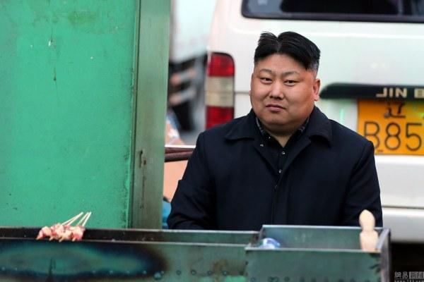 Kim Jong-un falling on hard time in China