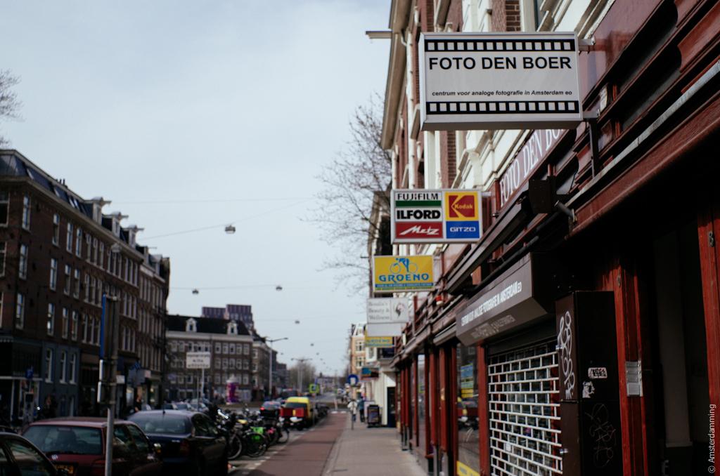 Amsterdam, Spring in Jordaan