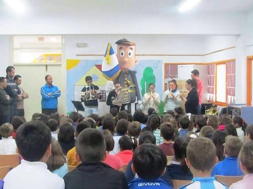 AionSur 13710883275_a1c1d818fb_d La Santa María Magdalena cuenta su historia al alumnado del Rodríguez Aniceto Educación