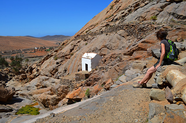 Ermita de las Peñas, Fuerteventura
