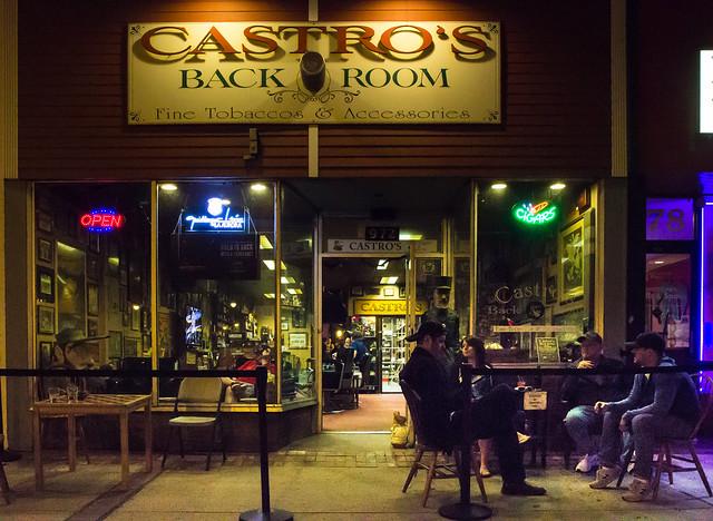 Castros Backroom