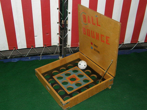 Standard roulette wheel