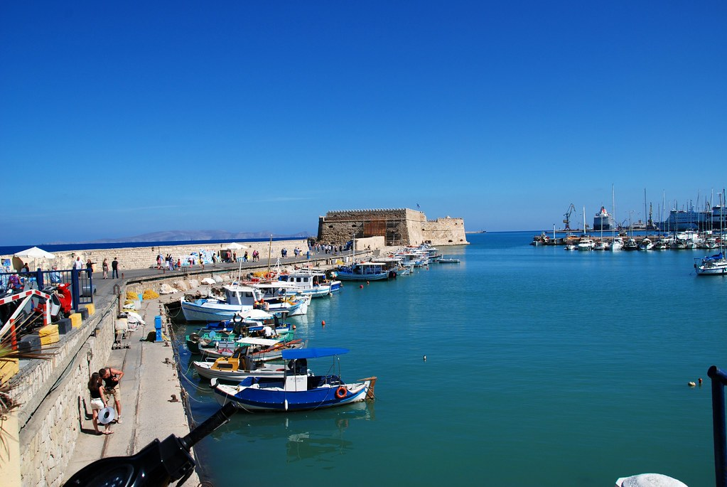 A Cretan Odyssey – Heraklion The Safe Harbour For a Beautiful Sea View!