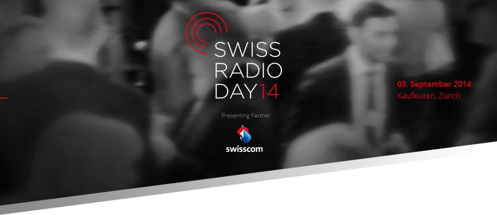 Swiss Radio Day 2014 header