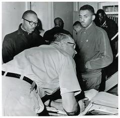 Civil rights leaders surrender in Princess Anne: 1964