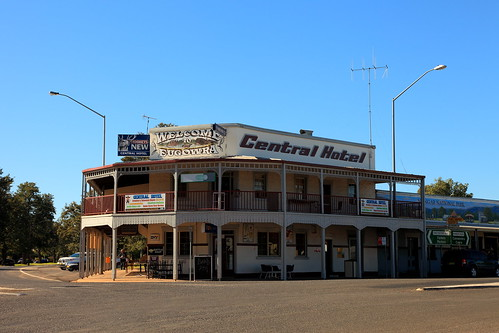 Central Hotel Eugowra