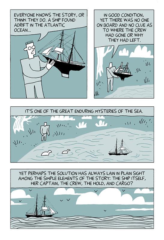 Mary Celeste 1