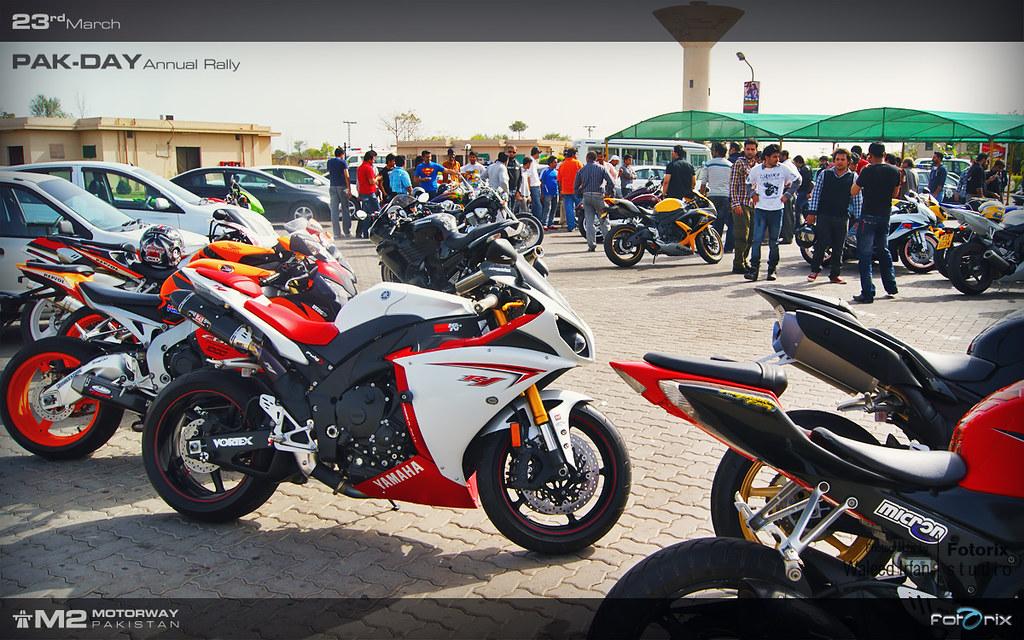 Fotorix Waleed - 23rd March 2012 BikerBoyz Gathering on M2 Motorway with Protocol - 6871372018 ee2b354393 b