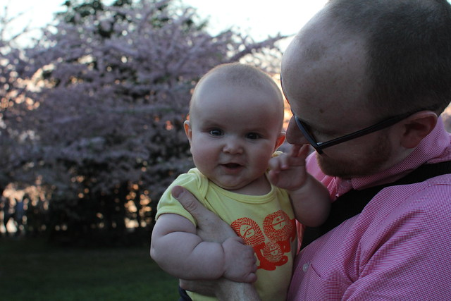 henry + dad
