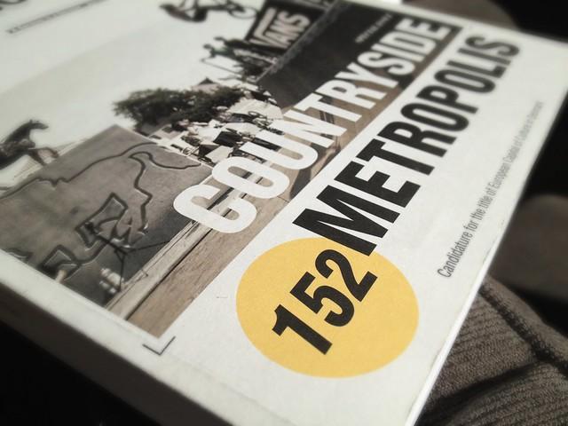 Countryside Metropolis - the book