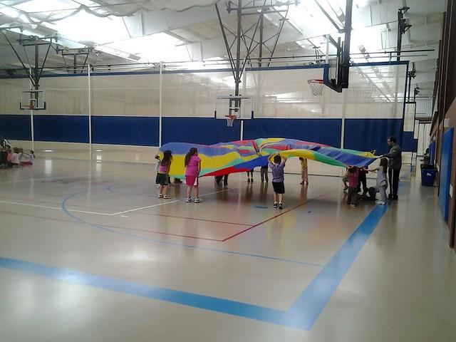 Homeschool Gym