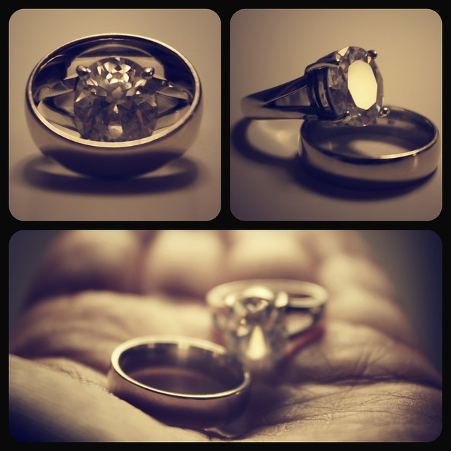 365 days / day 58 - I do, I do, I do...