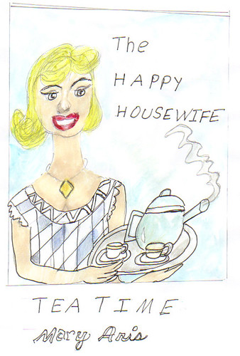 The Happy Housewife-Tea Time