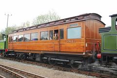 North Eastern Railway coaches