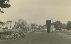 Pioneer Park - looking to Cowan Street c1980
