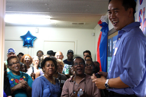 Jimmy Tan at the Riverview OFA-Florida office opening