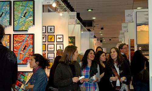 Artexpo New York Crowd