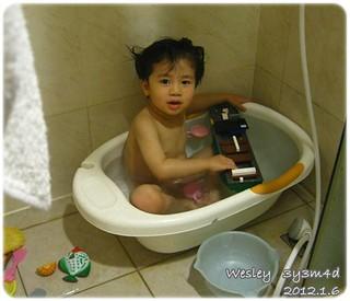 120106-洗澡