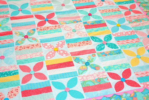 June Bug Quilt Buttons