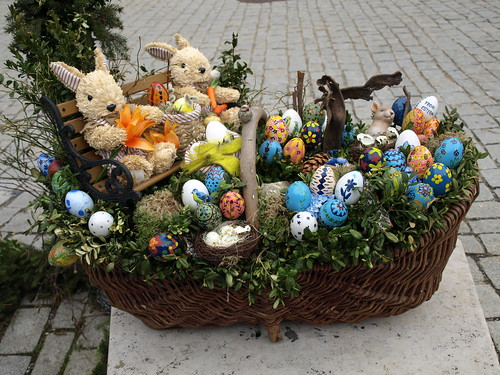 Found a big basket full of eggs by cassandra204