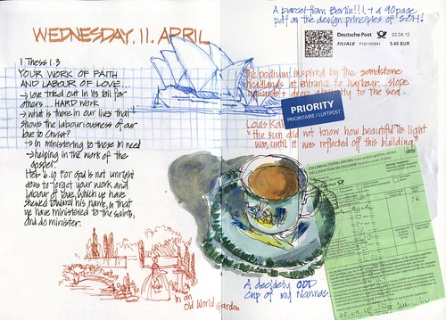 120411 Wednesday collage by borromini bear