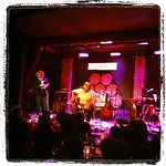 Toshi Reagon with Rita Houston at @CityWineryNY for @WFUV