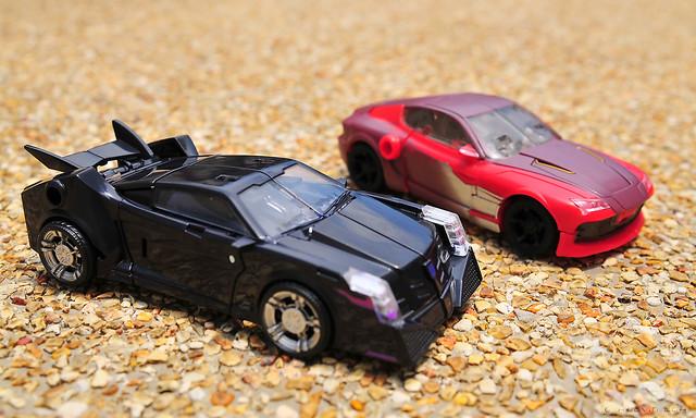 Decepticon cars