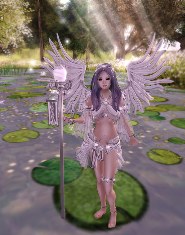 Fantasy Faire 2012 - Angelwing - Battle Fairy PETITE