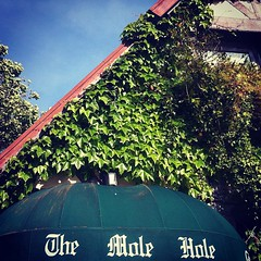 The Mole Hole #solvang #instagram #iphone