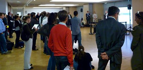 Lancement des ateliers de la journée SIG et OpenData de l'Afigéo