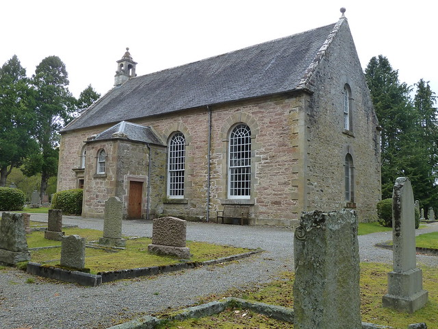 Urray West Parish Church, Highlands