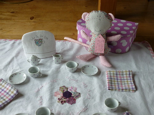 Mabel's tea party
