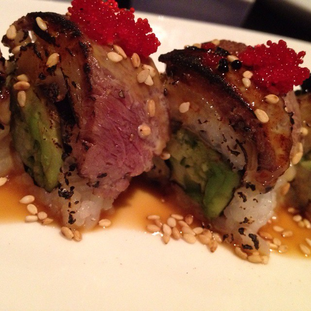 beef tataki roll @ Sushi In | Flickr - Photo Sharing!