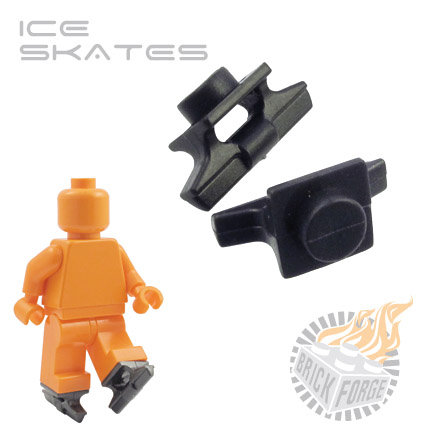 Ice Skates (pair) - Carbon