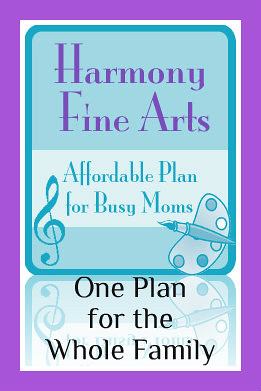 Harmony Fine Arts-One Plan button