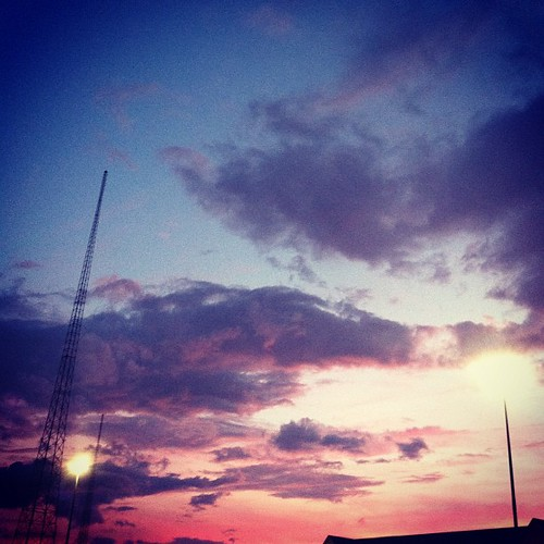 sunset sky clouds square virginia towers roanoke squareformat starcity roanokevirginia rke towersmall iphoneography sweetfrog instagramapp xproii uploaded:by=instagram foursquare:venue=4e6e91c5a80915d3f473c6d2