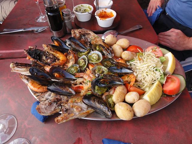 Restaurante Almacen de la Sal - Playablanca - Lanzarote
