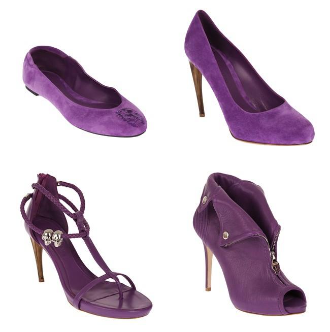 1 - purple