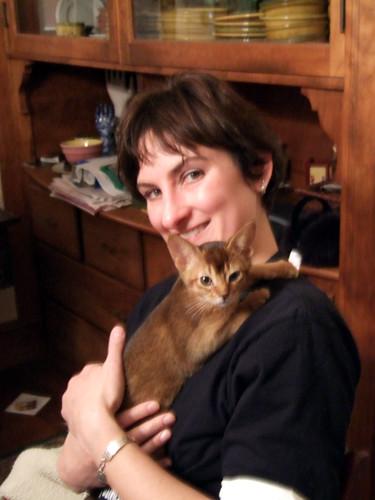 madonna+kitten
