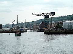 James Watt Dock Greenock