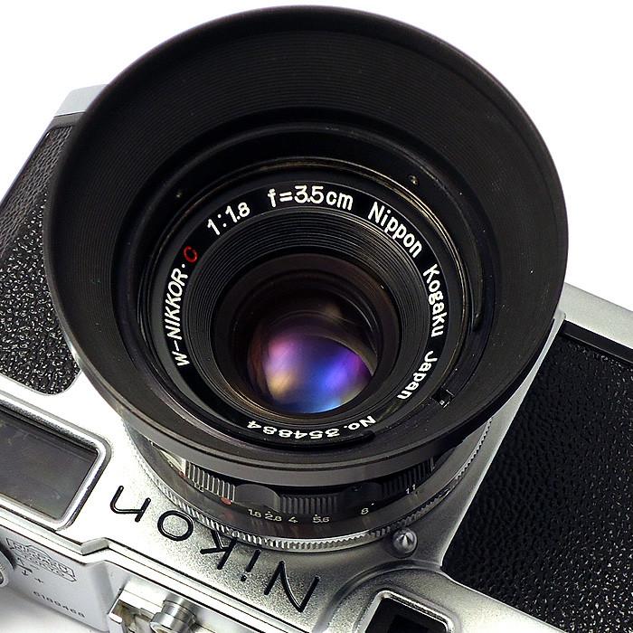 日本光学 WニッコールC 3.5cm F1.8