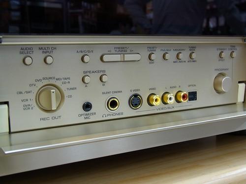 YAMAHA DSP-AX4600 逸品館