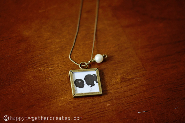 Mothers Day necklace gift