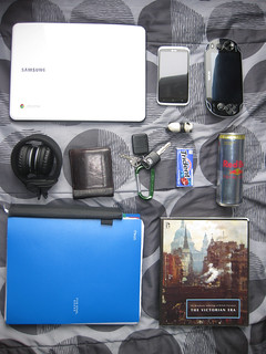 What's In Your Bag? 05/15/2012 (Finals Edition)