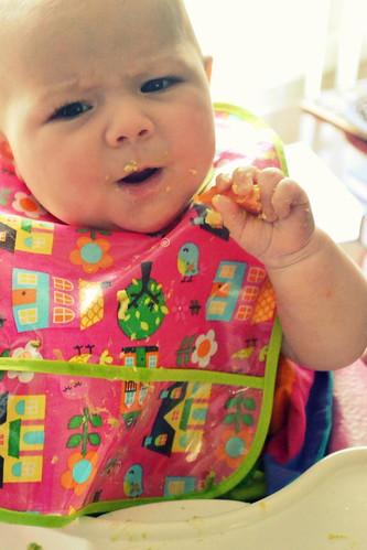 6 months-feeding