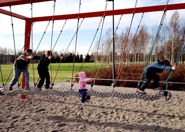 long swing
