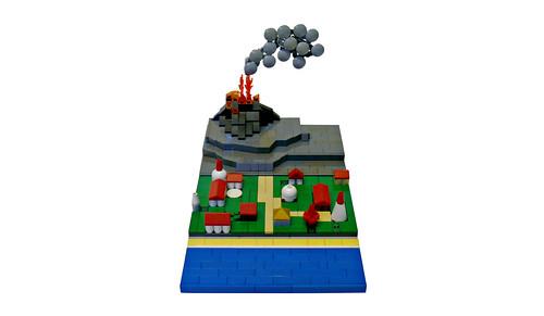 LEGO Pompeii (1)