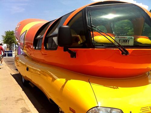 Weenie Mobile, Memphis, Tenn.